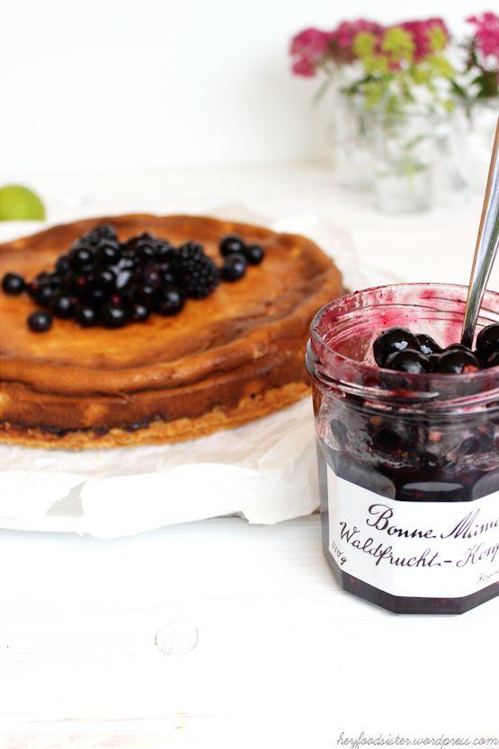 Lemon Berry Cheesecake4