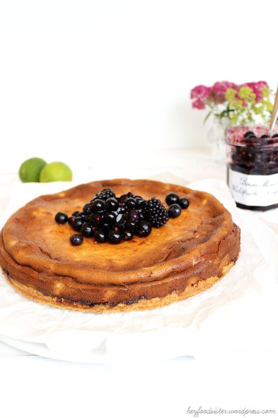 Lemon Berry Cheesecake6