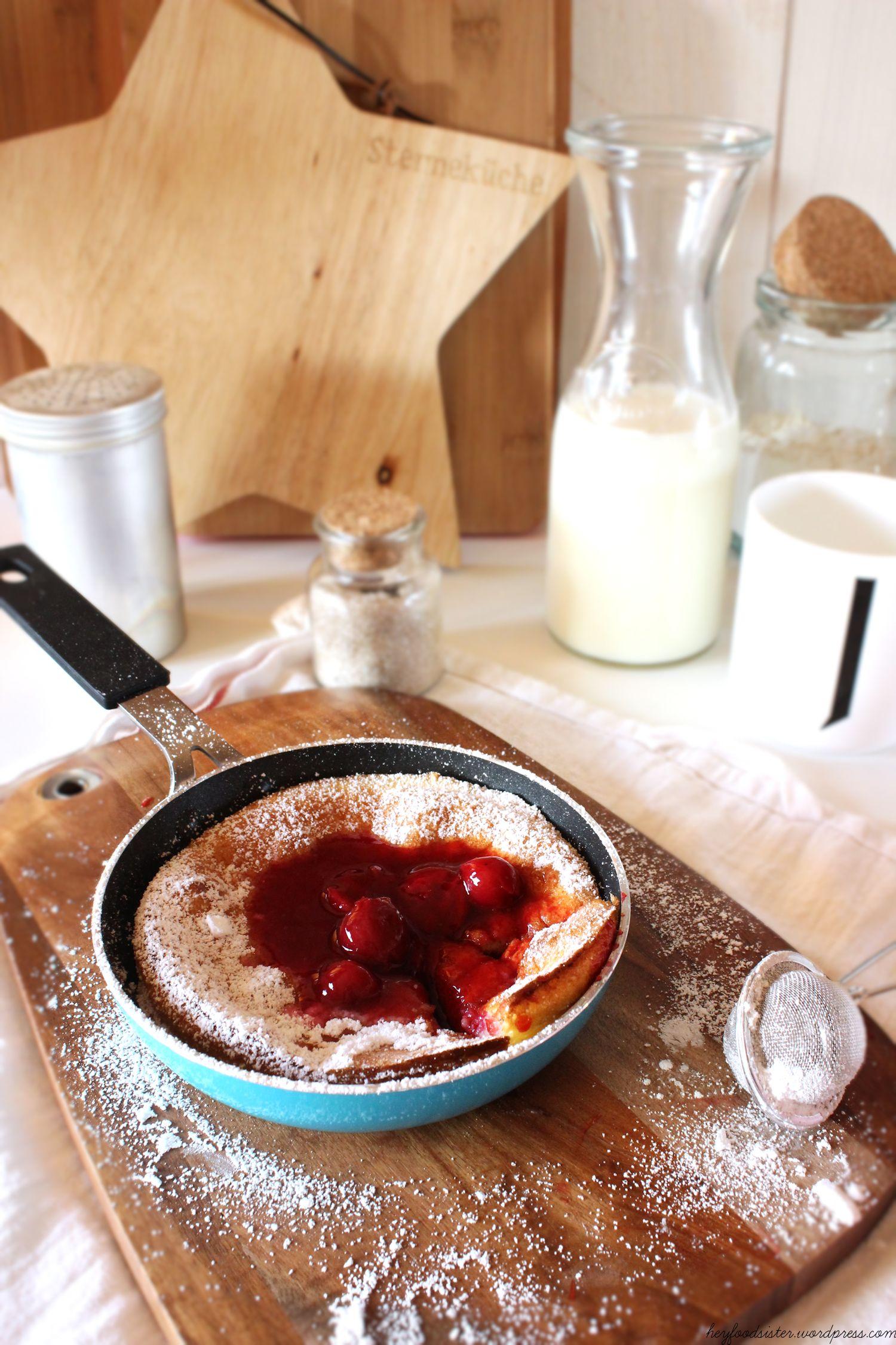 Rezept für Ofenpfannkuchen