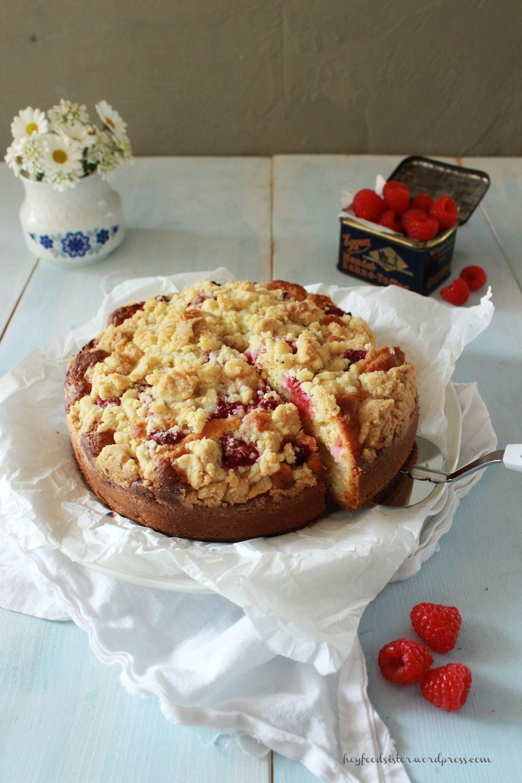 Rezept für einen Streuselkuchen mit Tonkastreuselkuchen