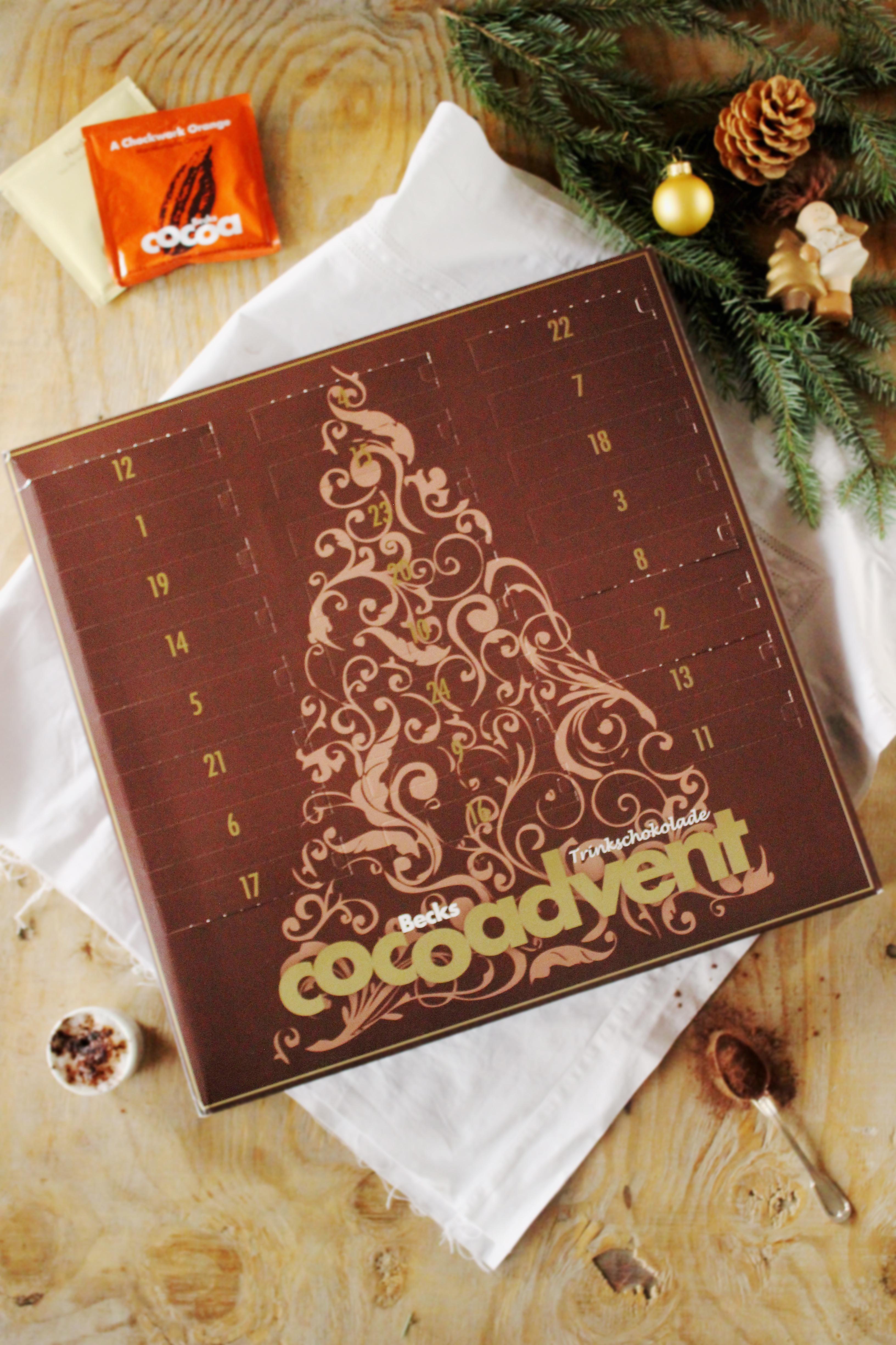 Give Away Adventskalender Beckscocoa