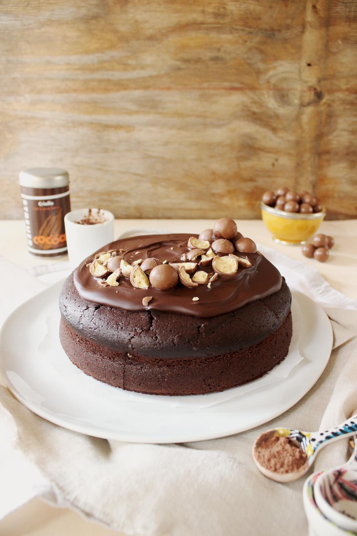 Rezept für einen Hot Chocolate Kuchen