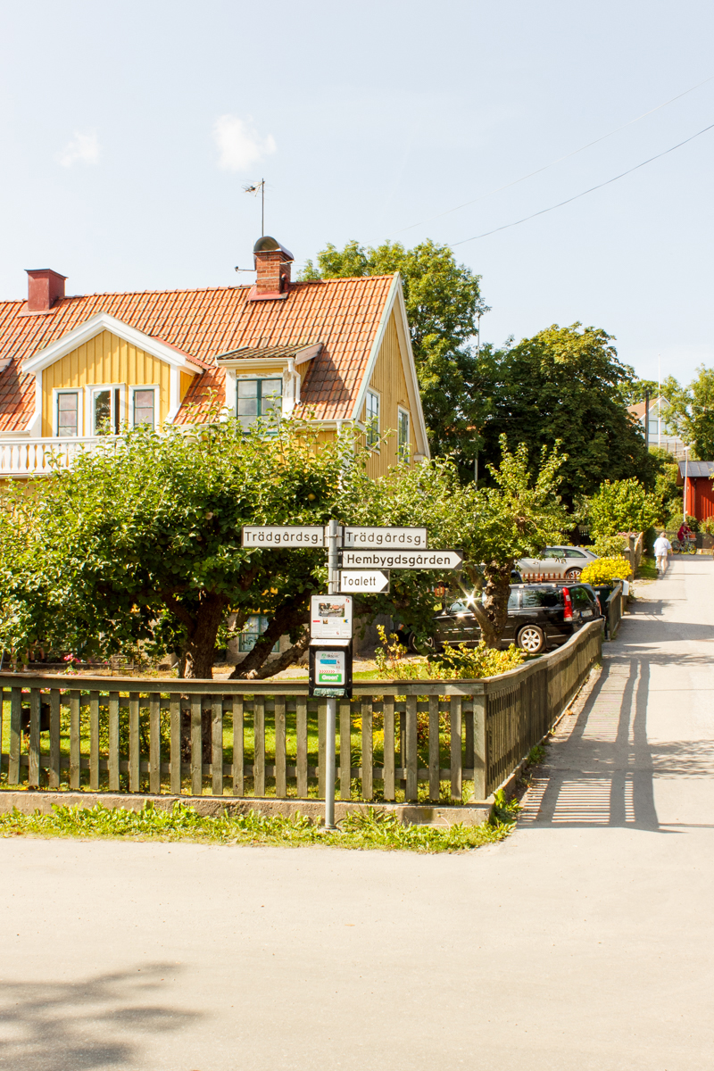 Hembygdsgarden Vaxholm- Stockholm Travelguide
