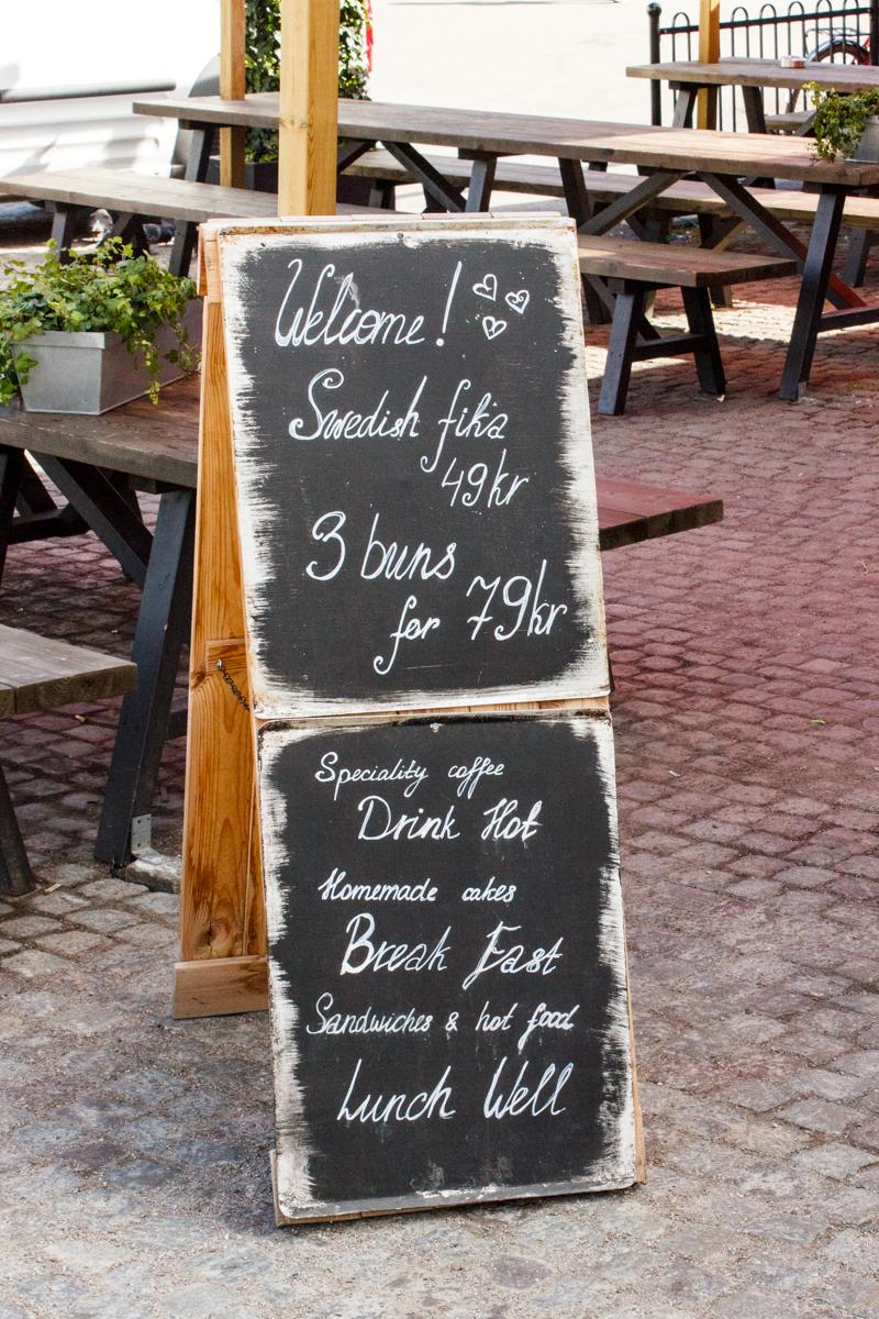 Stockholm Cafe Guide