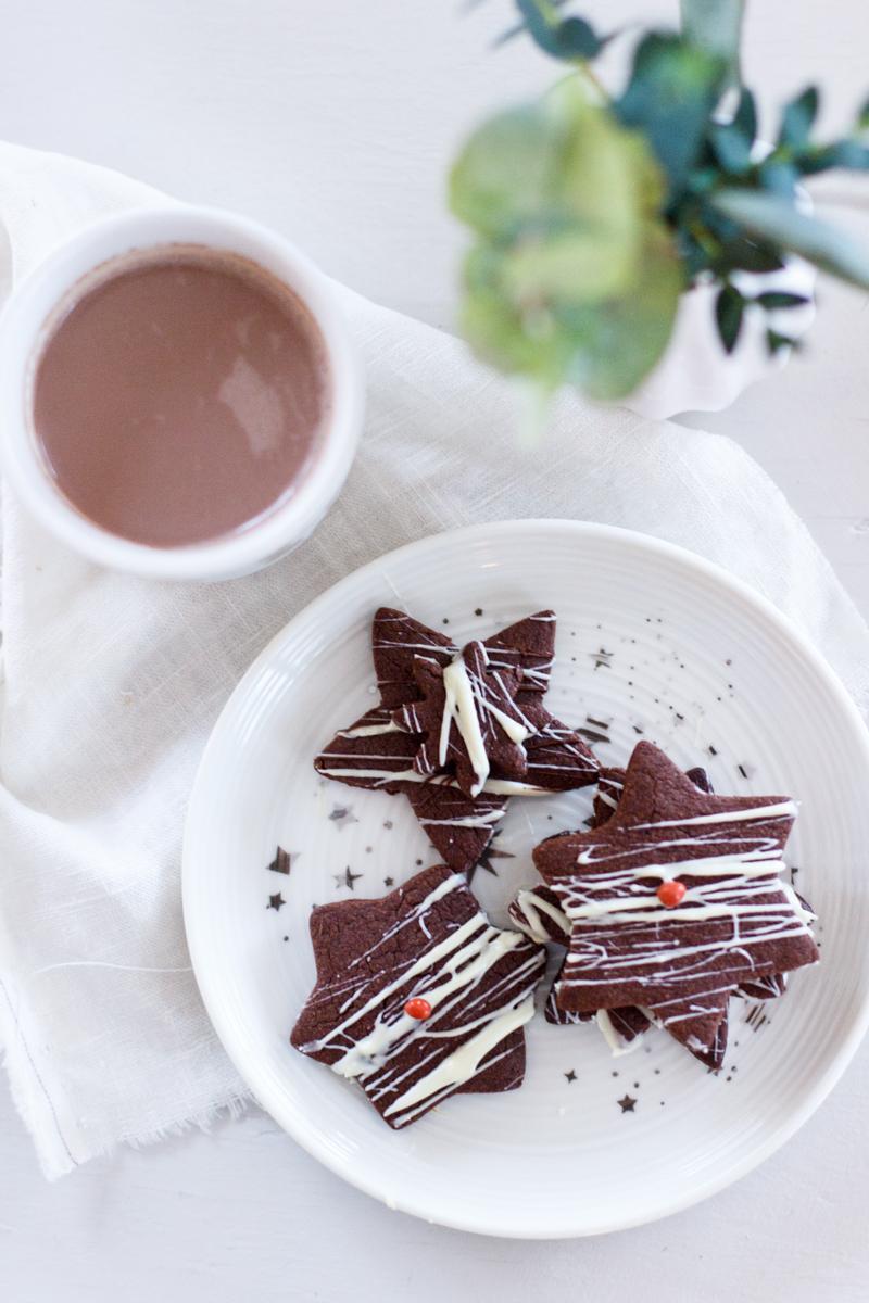 BecksCocoa Schokoladen Plätzchen Rezept Adventskalender