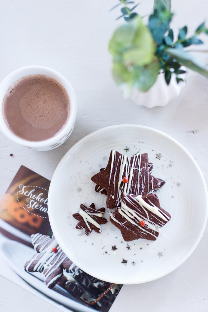 BecksCocoa Schokoladen Plätzchen Rezept