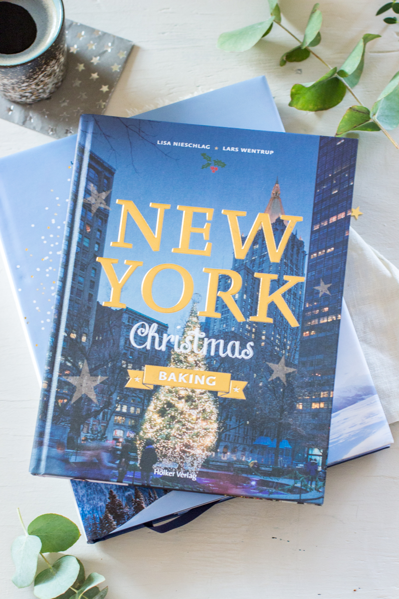 New York Christmas Backbuchliebe