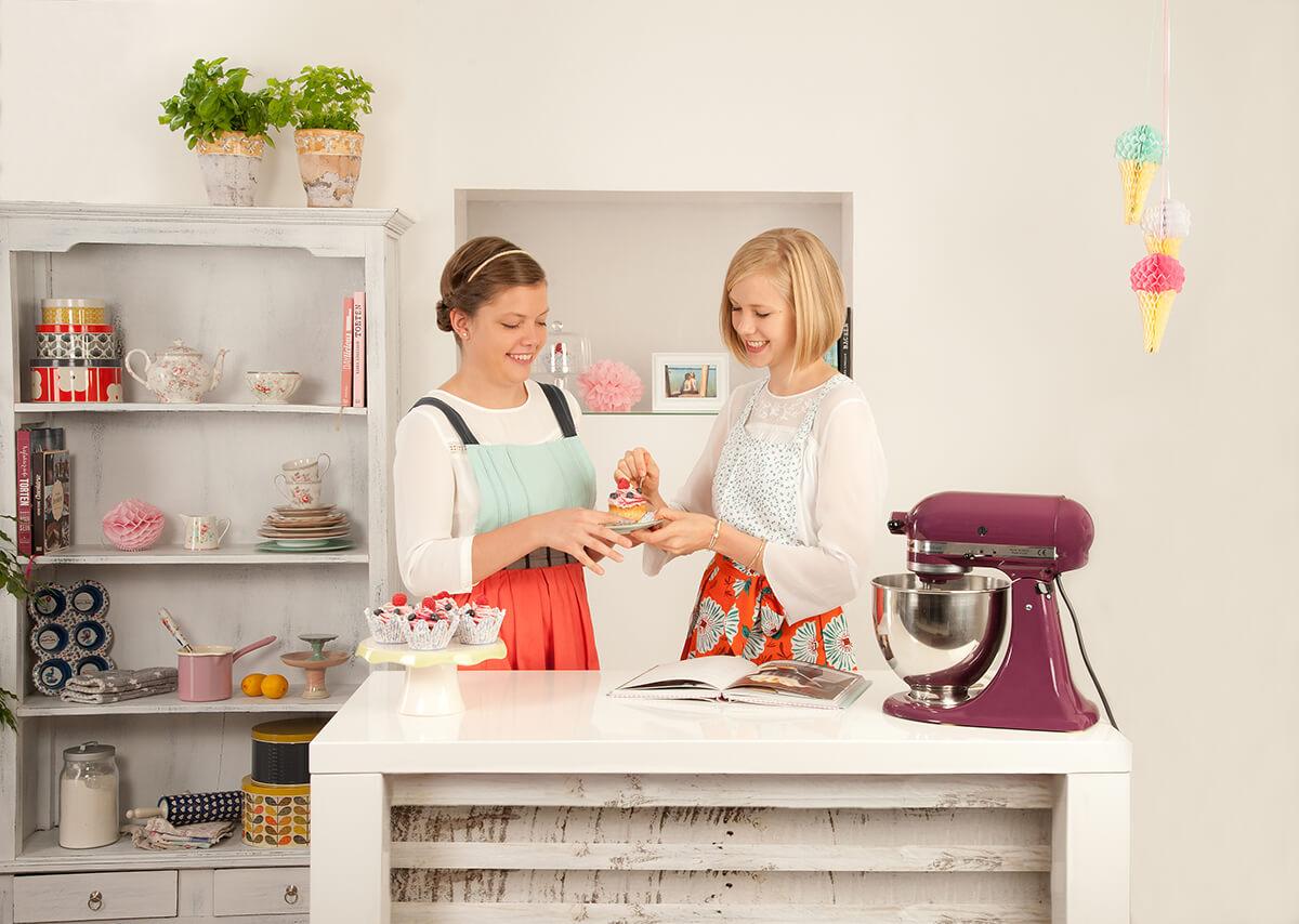 Hey foodsister Über uns Annalena + Johanna