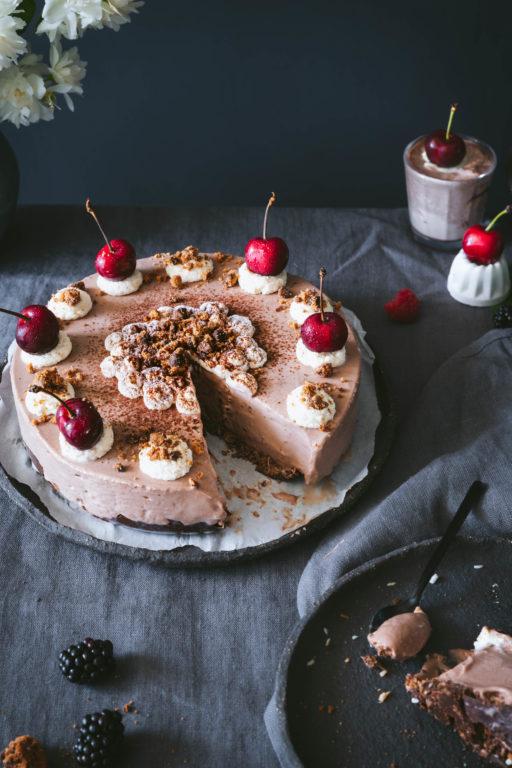Frozen Cakes Cheesecake Eistorte
